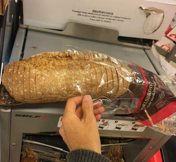 Gratis brødskalker og smuler