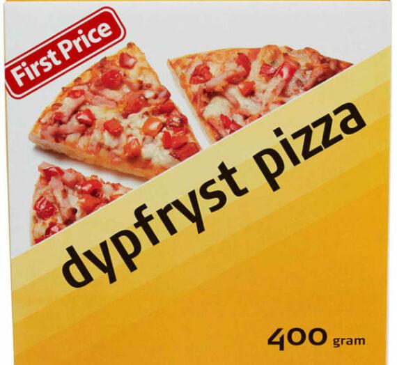 Pizza – Beste priser og tilbud